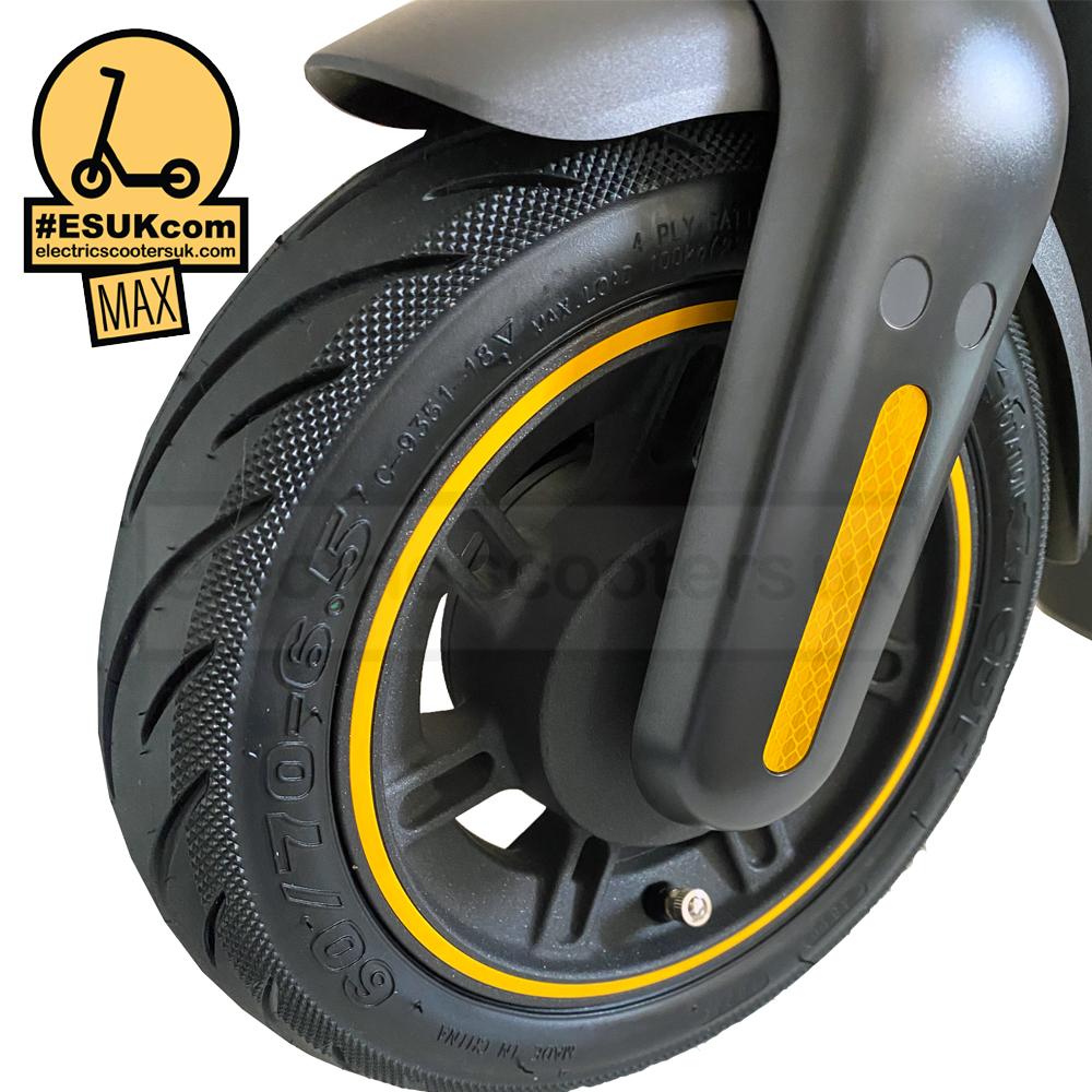 Ninebot Max G30 Front Wheel 2