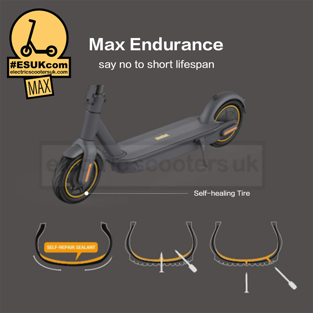 Ninebot Max G30 Tubeless Tyres