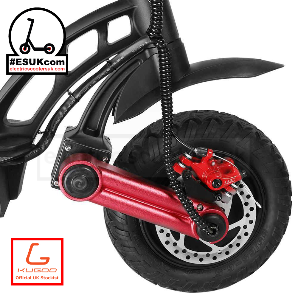 G-Booster Front Suspension