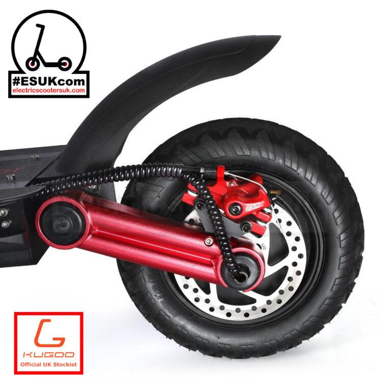 Booster Rear Tyre