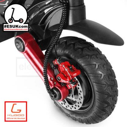 Booster Rear Wheel