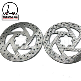 G-Booster 140mm Brake Disc