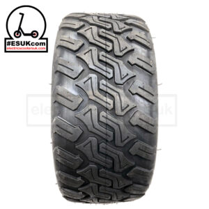 Universal Tubeless Tyre - Side