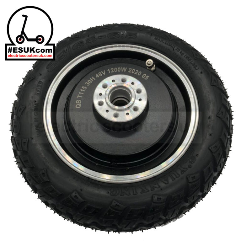 G-Booster Tyre and Wheel Hub