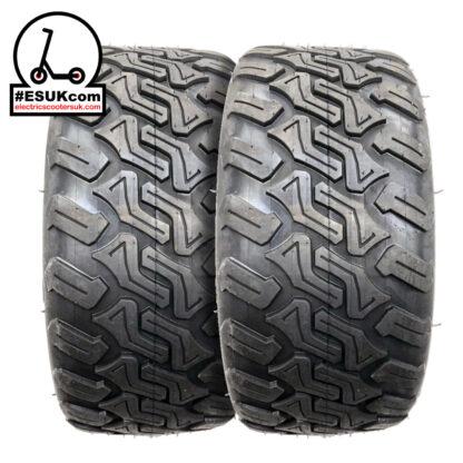 Kugoo G-Booster Tyre - Duo Pack