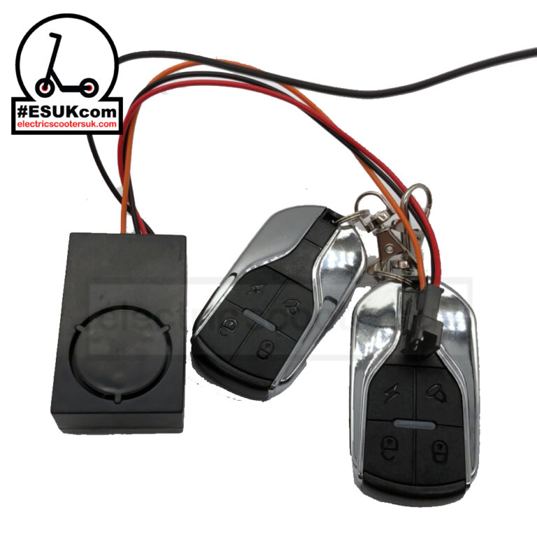 G-Booster antitheft remote alarm