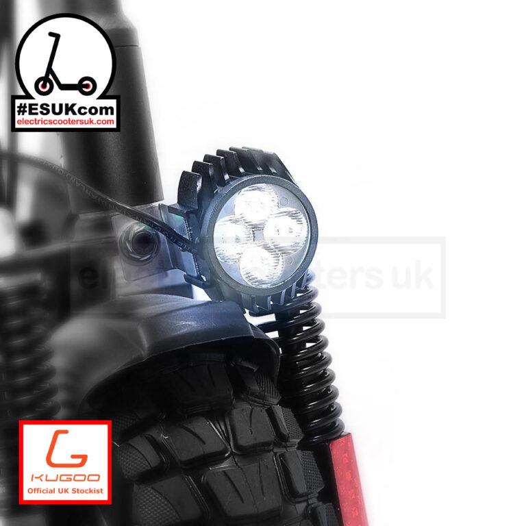 Kugoo M4 Pro Front Light