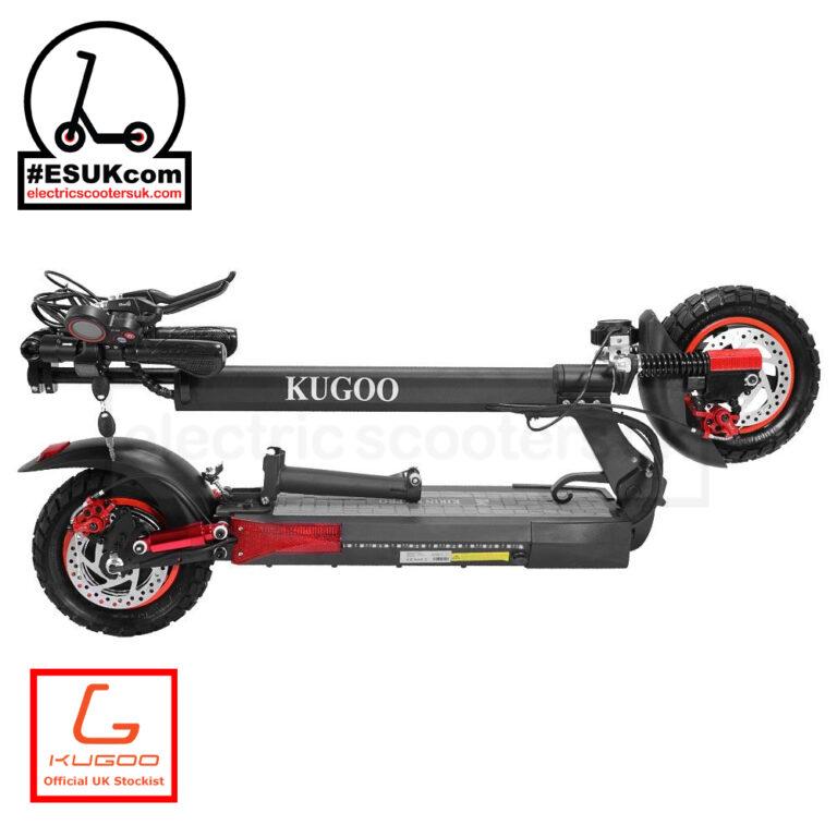 Kugoo M4 Pro Folded