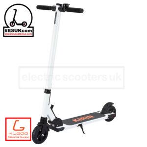 Kugoo Kirin S2 Mini Electric Scooter Side