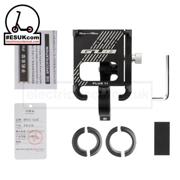 gub mobile phone holder plus 11 parts