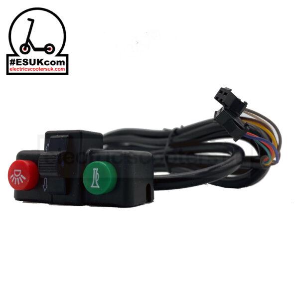 Kugoo M4 Light Switch