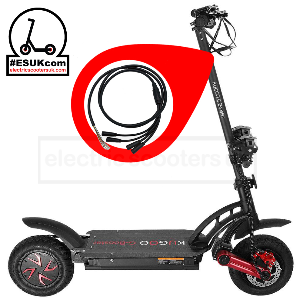 Kugoo G-Booster Integrated Line 2