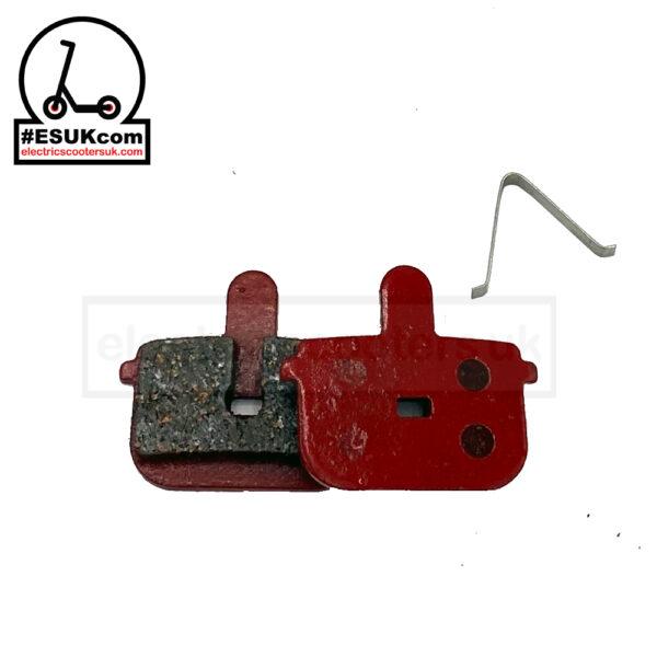 G-Booster brake pads pot shape
