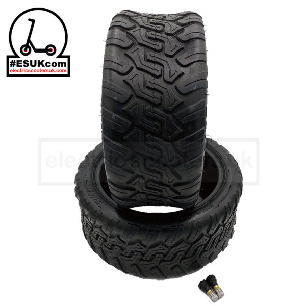 universal tubeless tyre - duo pack