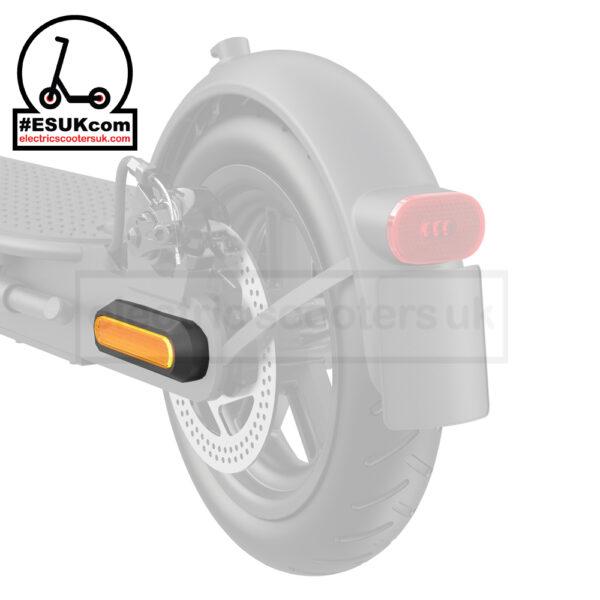 Rear Wheel Cover for Pro 2 close