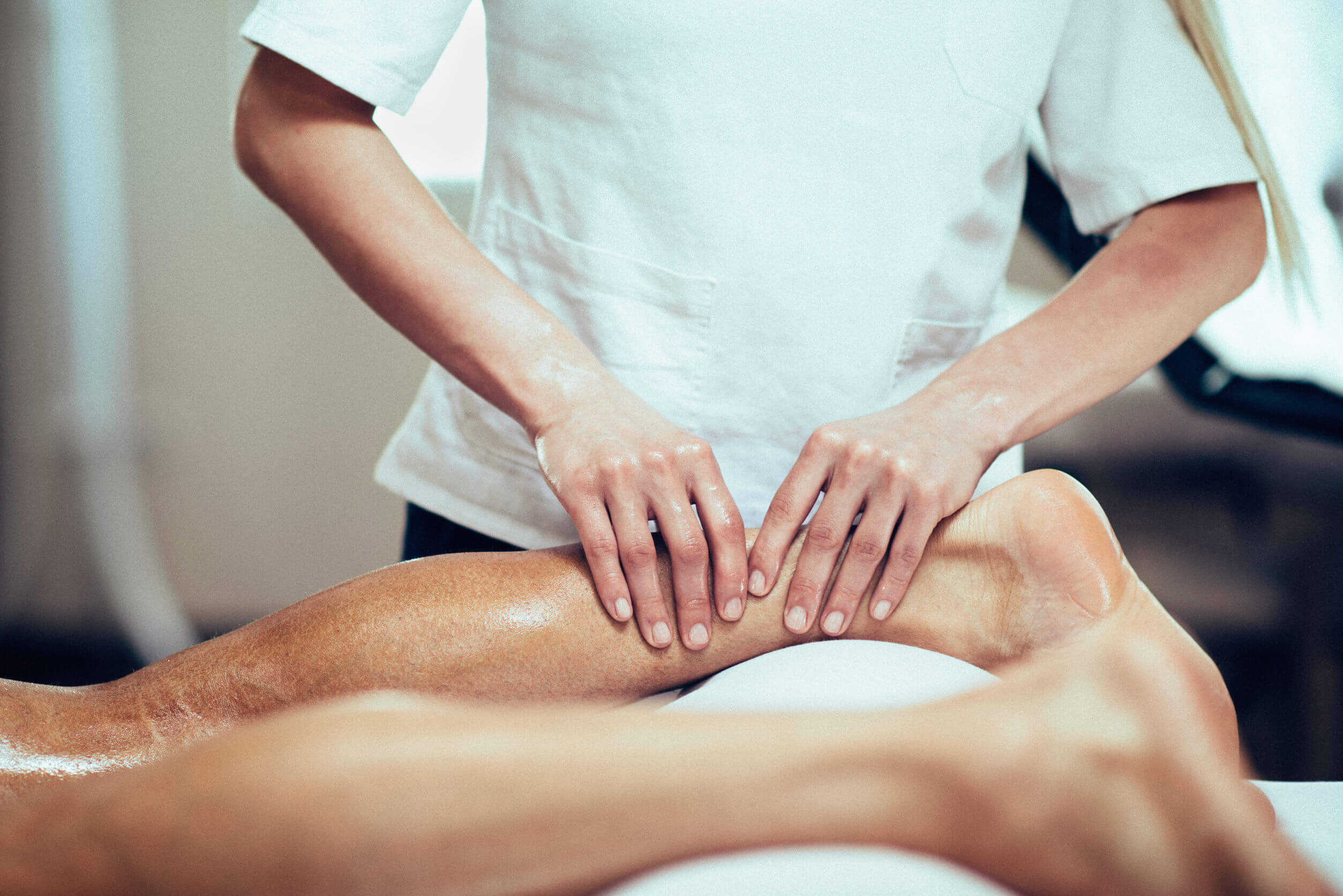synergy physio sports massage calves
