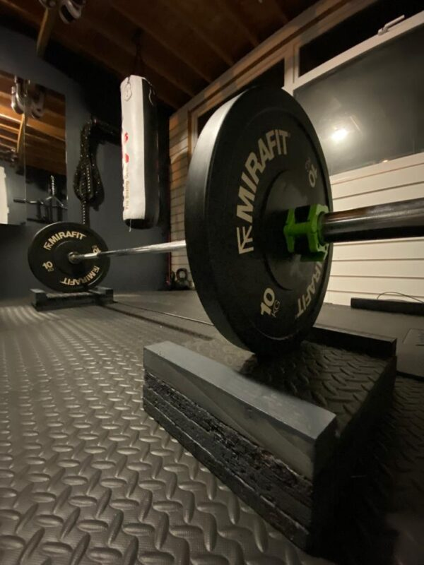 Dead Lifts Home Gym
