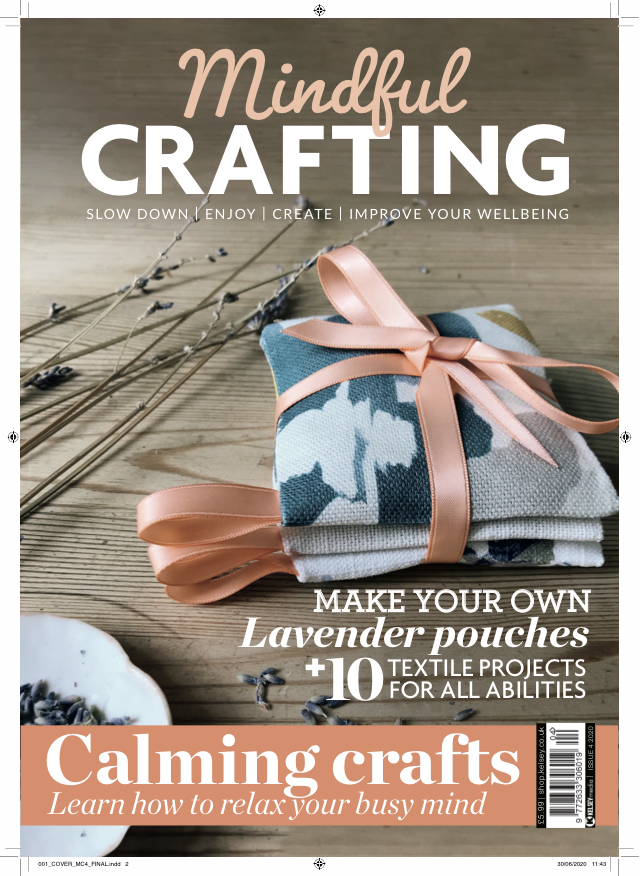 Cover of Mindful Crafting Issue 4