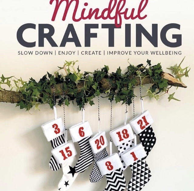 Mindful Crafting Christmas Issue