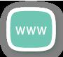 Web design icon design