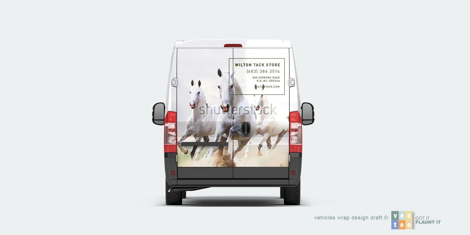 Graphic designer Belfast Northern Ireland - design 4 draft 5