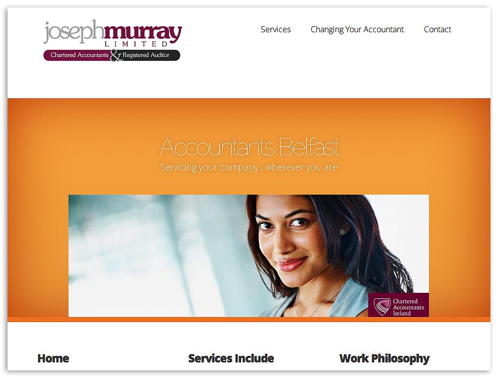 Web designers Belfast design 3c by veetoo design studio Northern Ireland