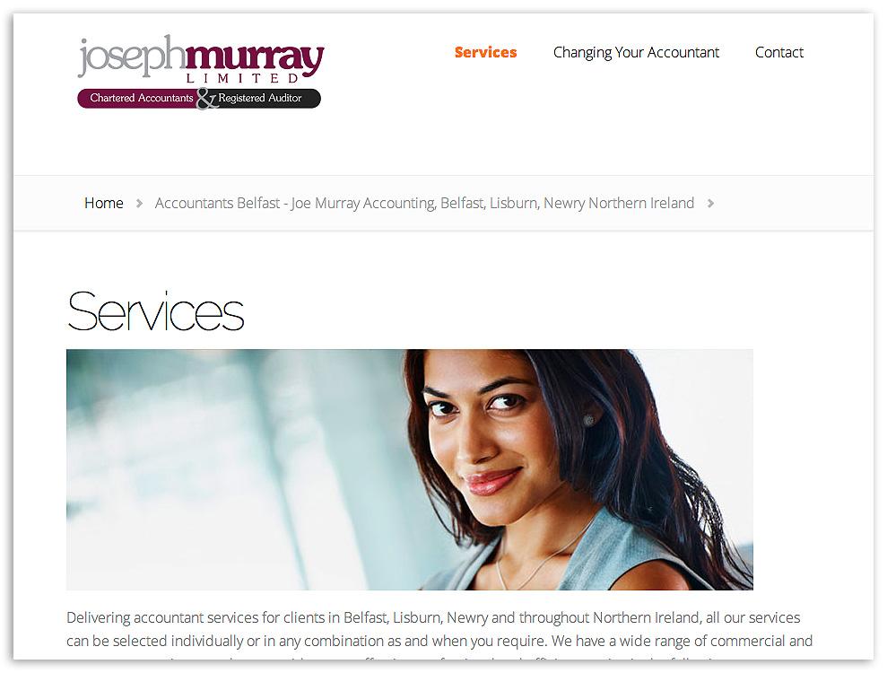 Website designer Belfast design 3d by veetoo design studio Northern Ireland