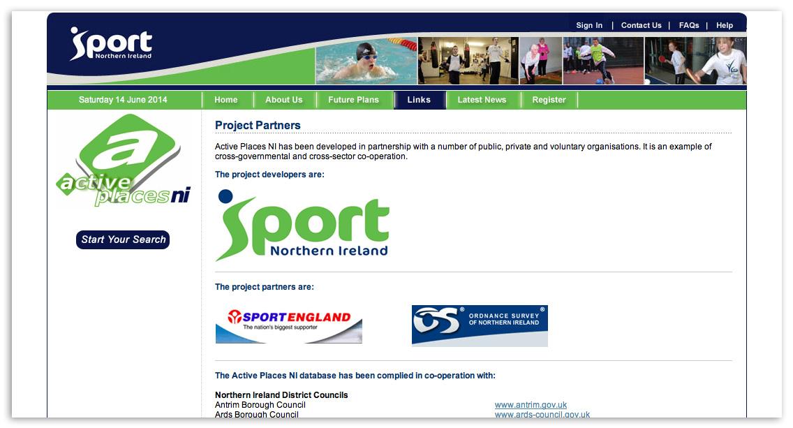 Website designer Belfast design 4e by veetoo design studio Northern Ireland