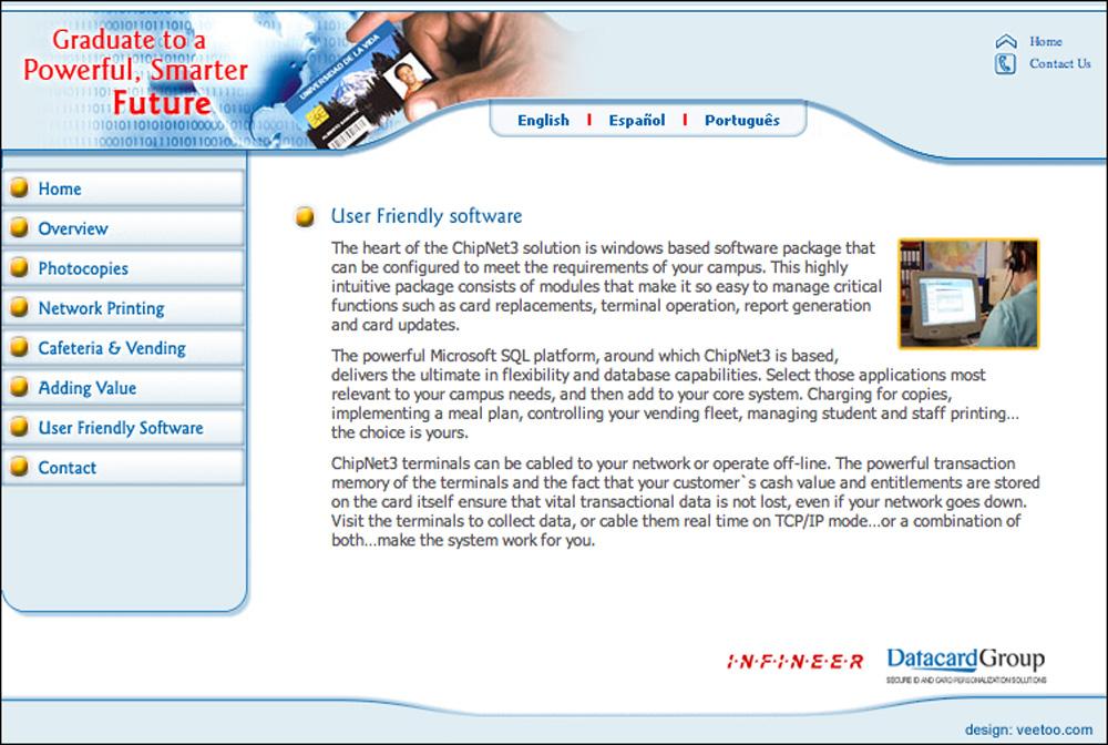 Website designers in Belfast design 5i by veetoo design studio Northern Ireland