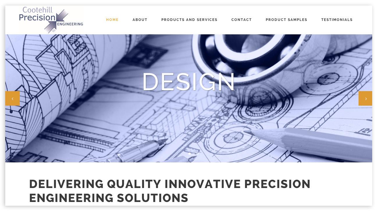 SEO consultants Belfast project 3 overview image by veetoo design Northern Ireland