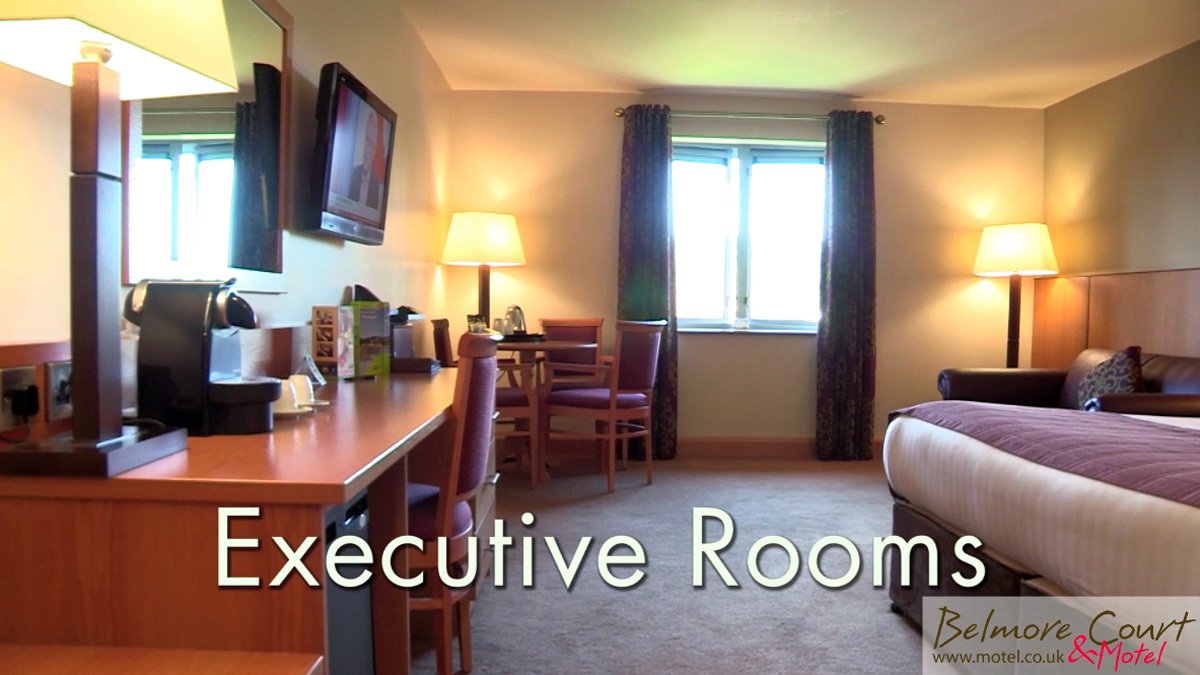 Hotel video production at Belmore Court Hotel - still image 6