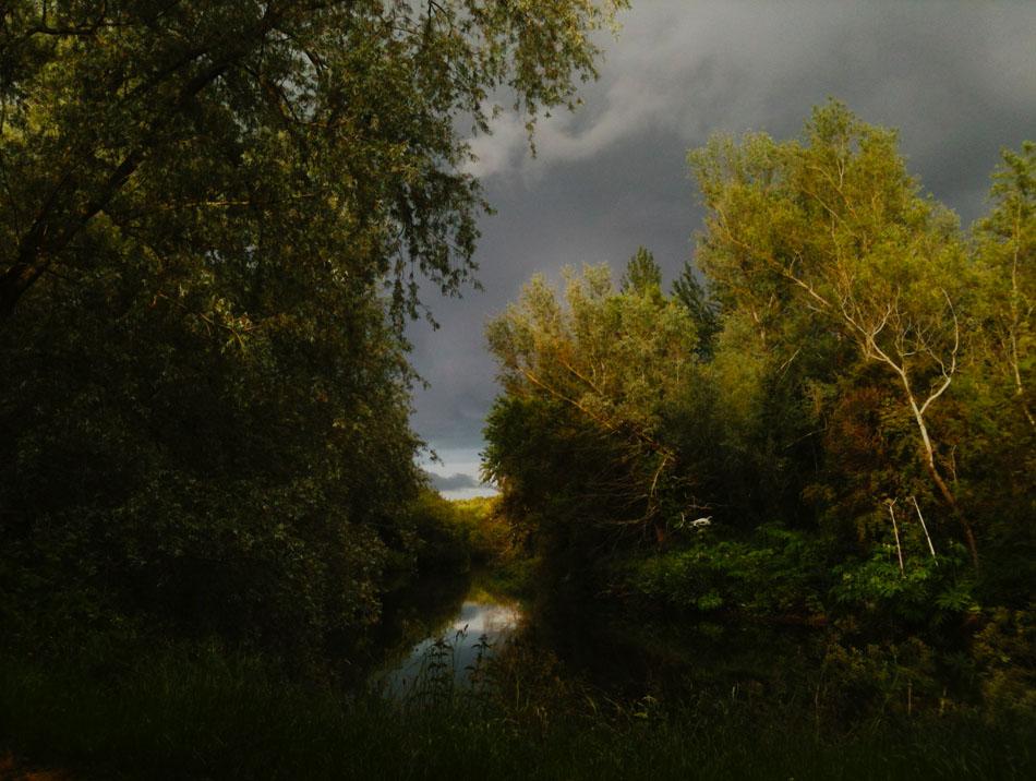 Lagan Tow Path, Northern Ireland