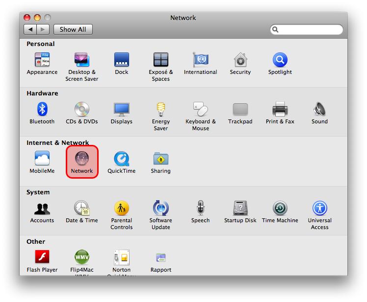 Plusnet Mac crash fix screengrab 2