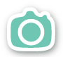 Photography services icon illustration.