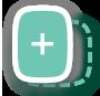 Responsive web design icon illustration.
