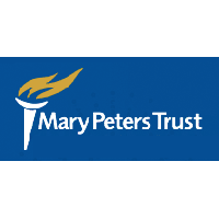 Web design client logo - Mary Peters Trust.