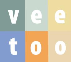 veetoo web design Belfast logo - square.