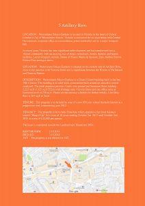 Graphic designers Belfast -property overview design for Keren Properties. Design draft 1.