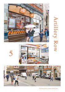 Graphic designers Belfast -property photographs for Keren Properties. Design draft 1.