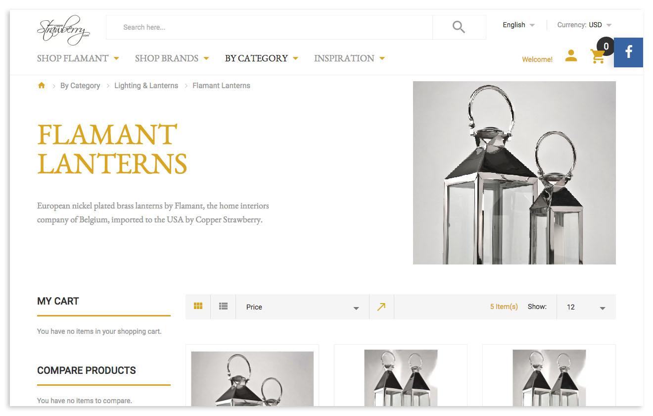 Web designers Belfast portfolio cs screenshot 3.