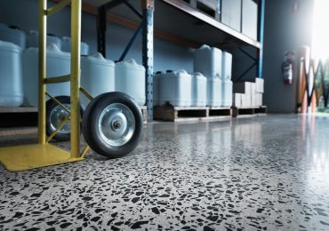 ProFloor™ 400 Exposed Aggregate Semi Gloss Finish