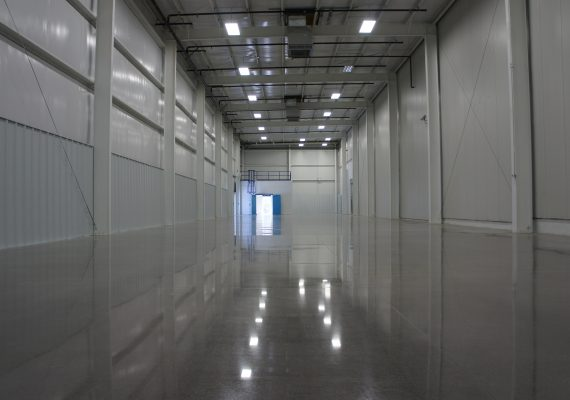 PROFLOOR™ 3000 SOLID HIGH GLOSS FINISH