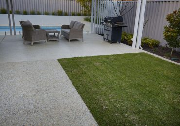 ProFloor™ 200 Exposed Aggregate Matt Finish