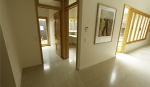 Environmentally Friendly Polished Concrete Floor Brisbane