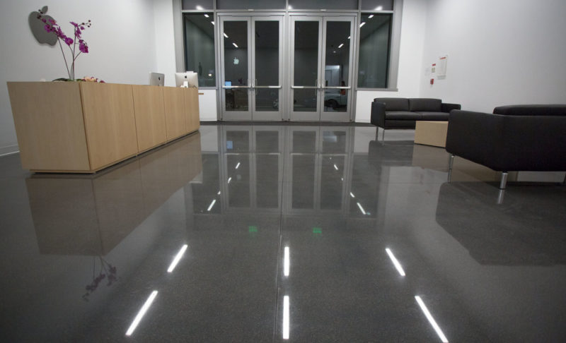 Rapid Set® TRU® PC – Polished Concrete Floors