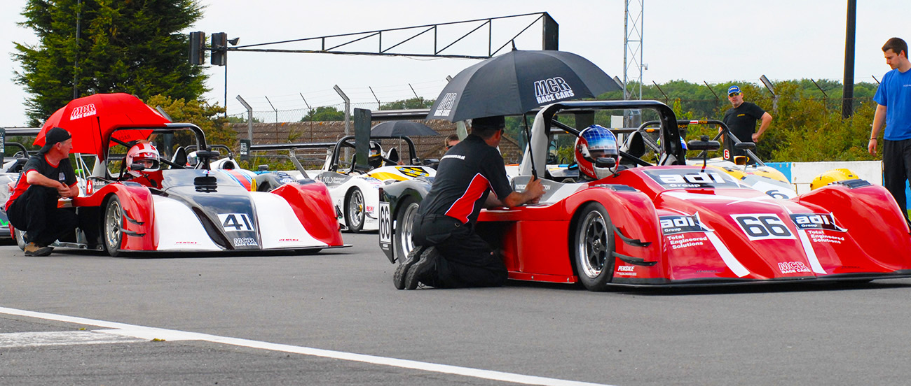 MCR sport prototype racing car manufacturer