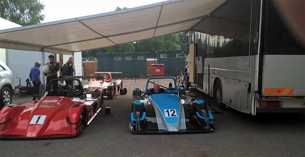 Oulton Park MCR Race Cars