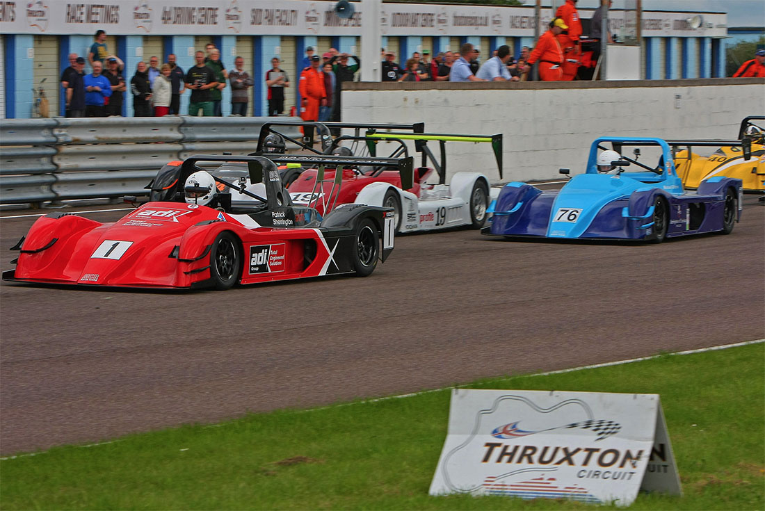 Thruxton race circuit Sports 2000 Championship