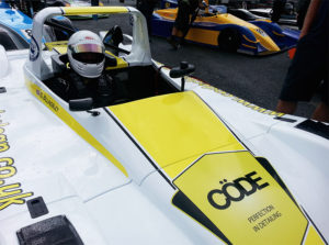 MCR Race Cars Brands Hatch Giles Billingsley Medway Marina