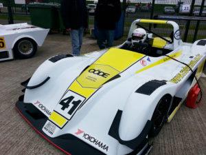 MCR race cars giles billingsley